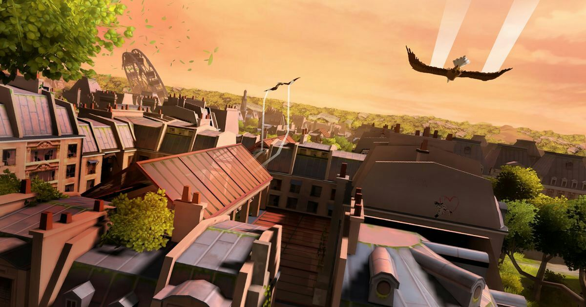 Fly over Paris with all your VR friends in 'Eagle Flight'