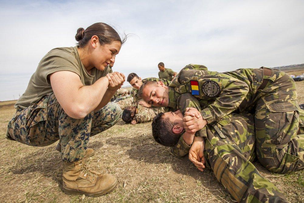 Marine Corps Martial Arts Program Latest News Breaking Headlines