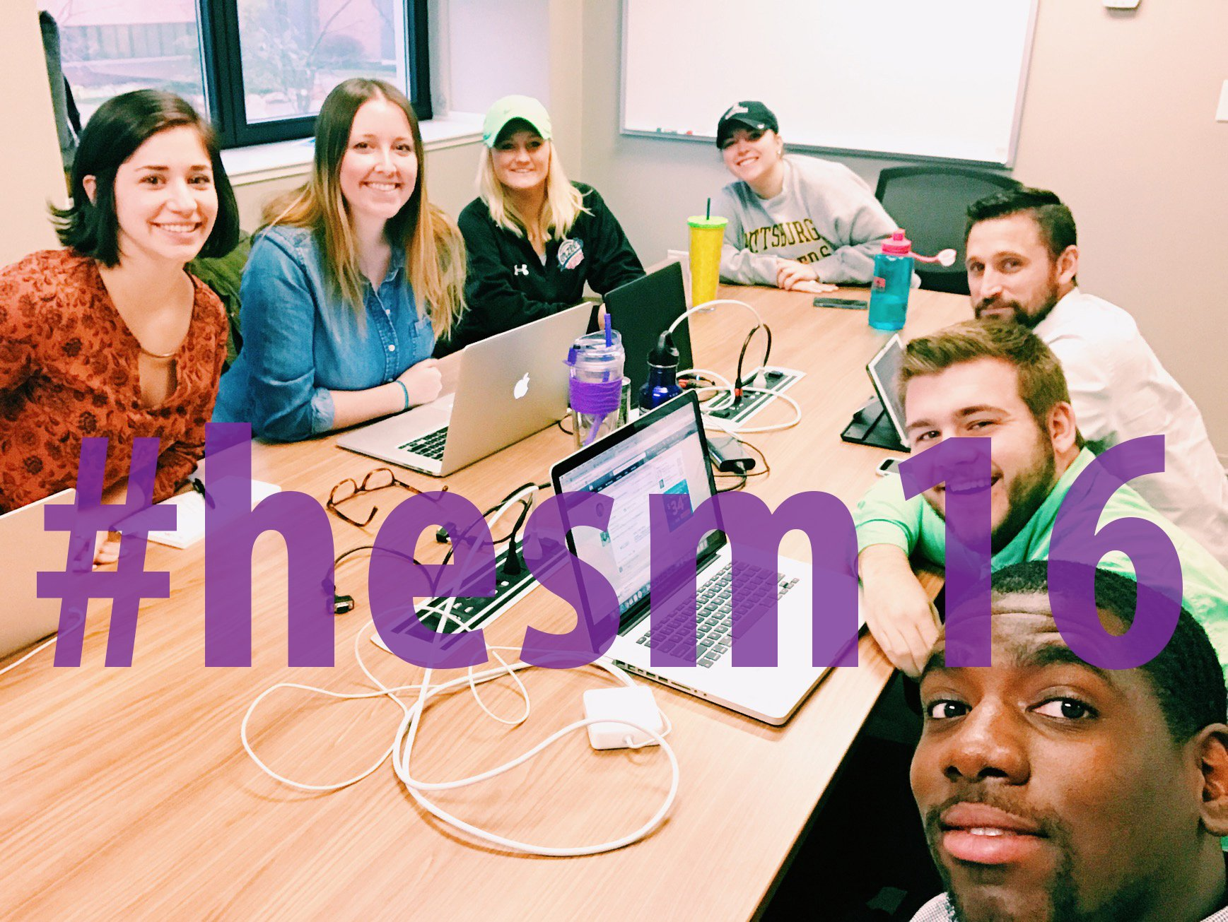 we love #hesm16! @mountunion https://t.co/r9AtNgzDn0