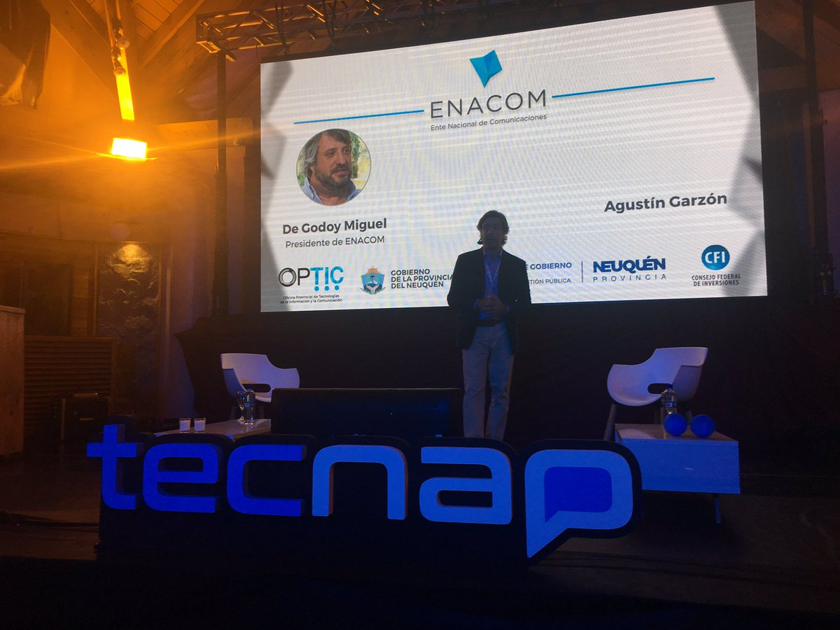 Mariano Suriani #Enacon !!!!!