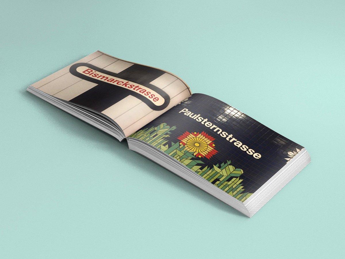 Final chance to pre-order your copy of the #berlin #ubahn #photobook!  https://t.co/kQrBKwu6ZZ https://t.co/vfMOkM4zUC
