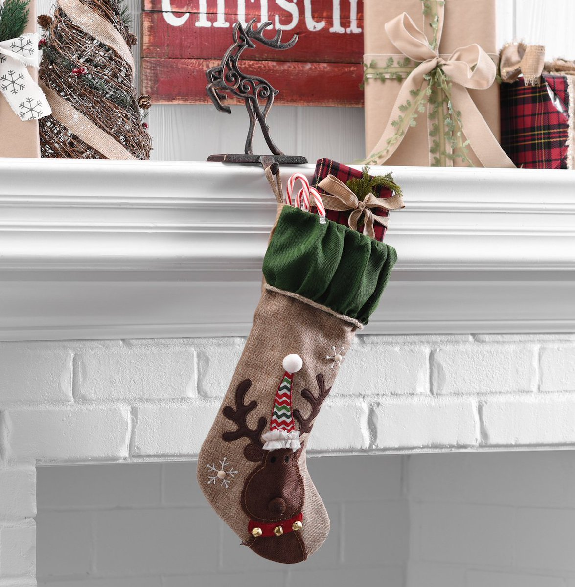 Kirkland S On Twitter Spice Up Your Mantel This Season With The Perfect Christmas Stockings Now Only 6 Dealoftheday Https T Co I4vbwkndmu Https T Co 7ndbut2z90