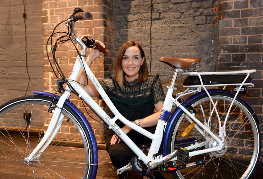 Victoria Pendleton On Twitter My Electric Bike Is On Sale
