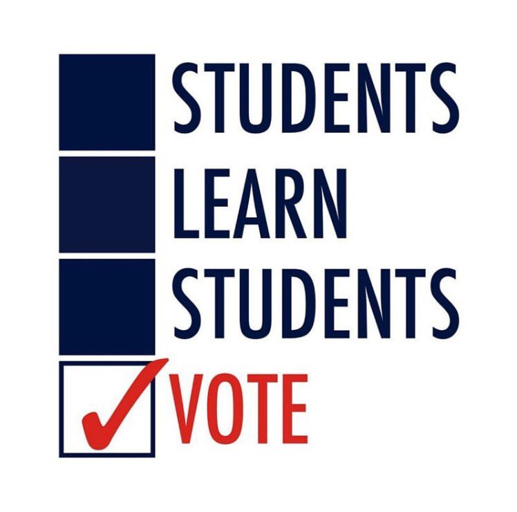 Image result for students learn students vote