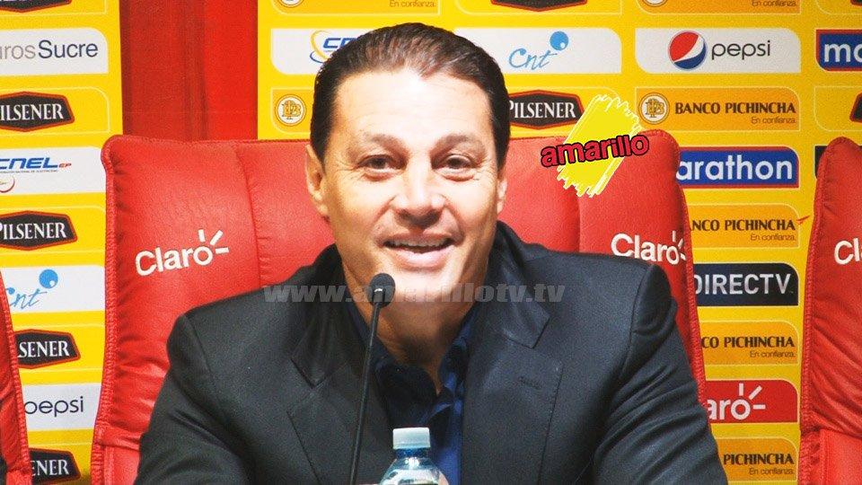"""Alfaro Moreno se destapa y dijo que con Liga de Quito es una """"vergüenza"""""""