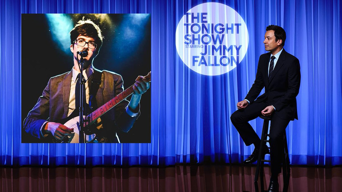 Matador Records On Twitter TONIGHT Car Seat Headrest NBCs The Tonight Show With Jimmy Fallon Carseatheadrest FallonTonight