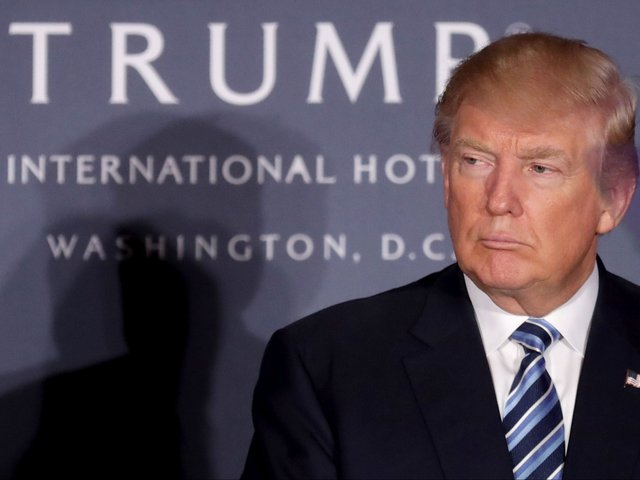 Donald Trump Says He Will Be Leaving His Business Empire 'In Total'