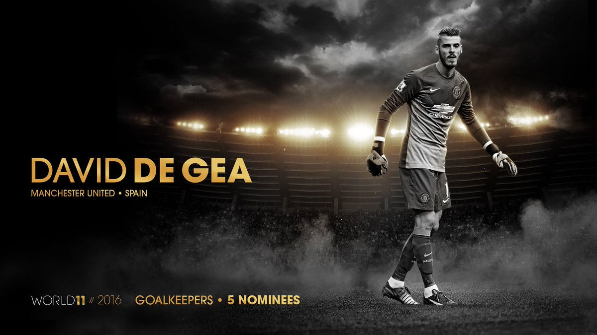 FIFA 17 TOTY Nominees - Team of the Year Players Shortlist- Best Goalkeeper in the World