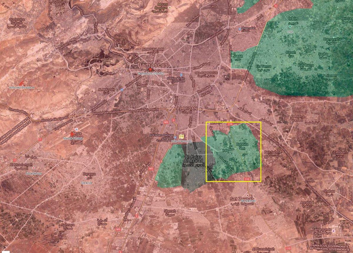 [BIZTPOL] Szíria és Irak - 1. - Page 38 CyhZXmCWQAA7frH