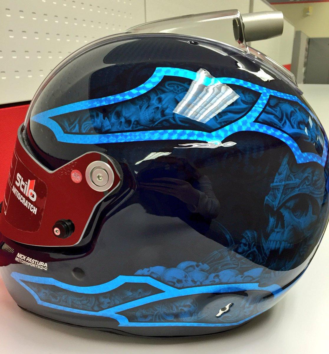 Dale Earnhardt Jr Pumped To Wear Cool New Helmet By