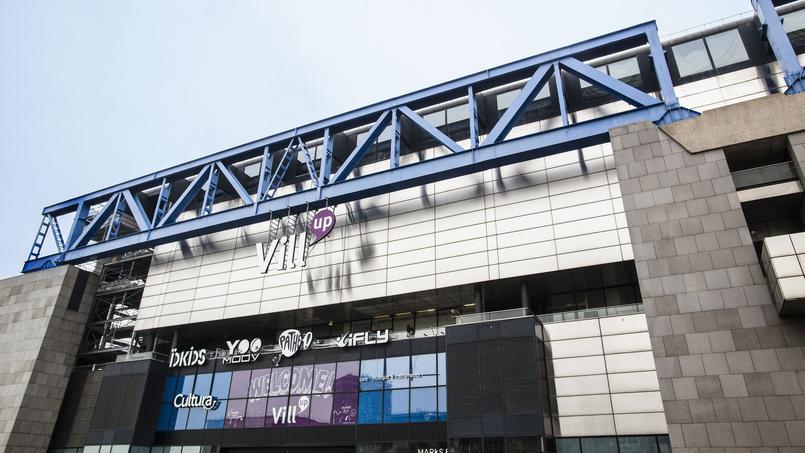 Le nouveau centre commercial villup ouvre à lavillette www lefigaro fr sortir paris 2 via le figaro
