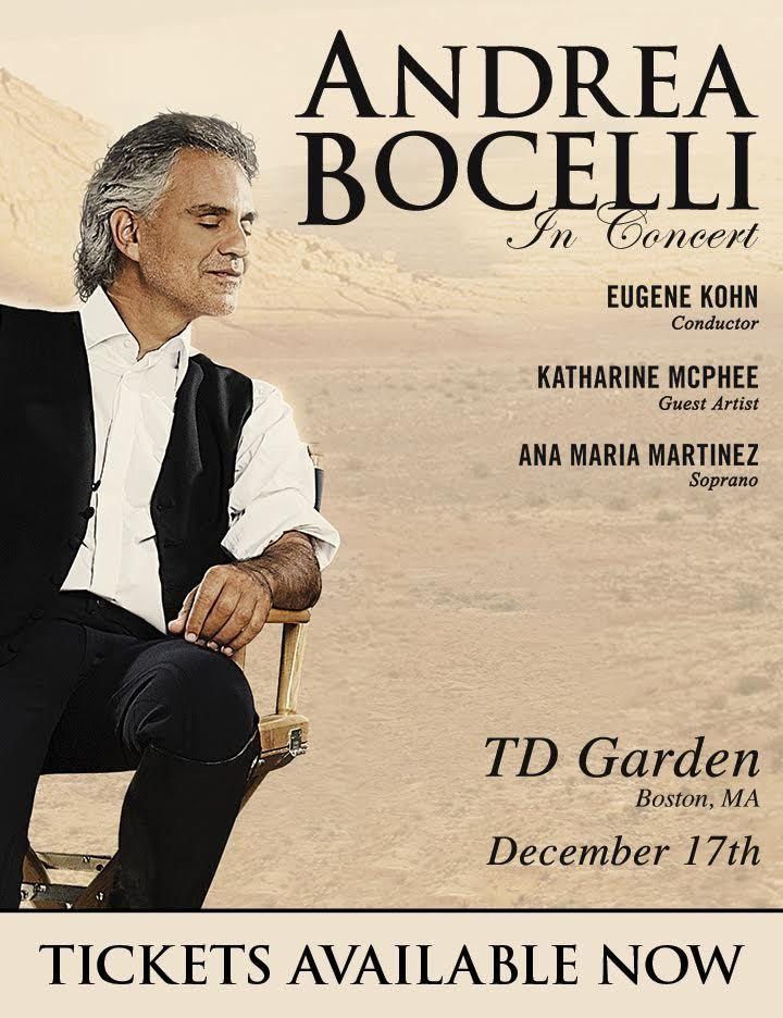 Andrea Bocelli Andreabocelli Twitter