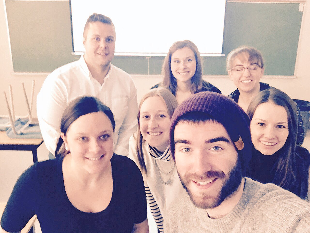 The @UNB crew at the online #HESM16 conference! @higheredexperts https://t.co/xow7LVcliY