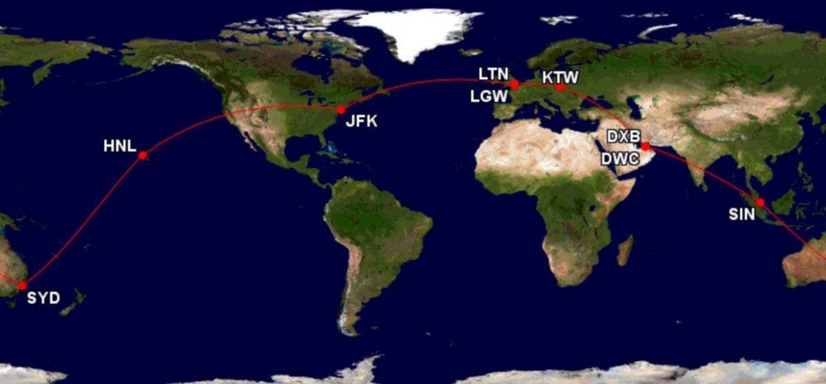 Secret flying on twitter around the world new york london secret flying on twitter around the world new york london dubai singapore sydney hawaii for only 1373 usd roundtrip httpstijskiv9gqq gumiabroncs Image collections