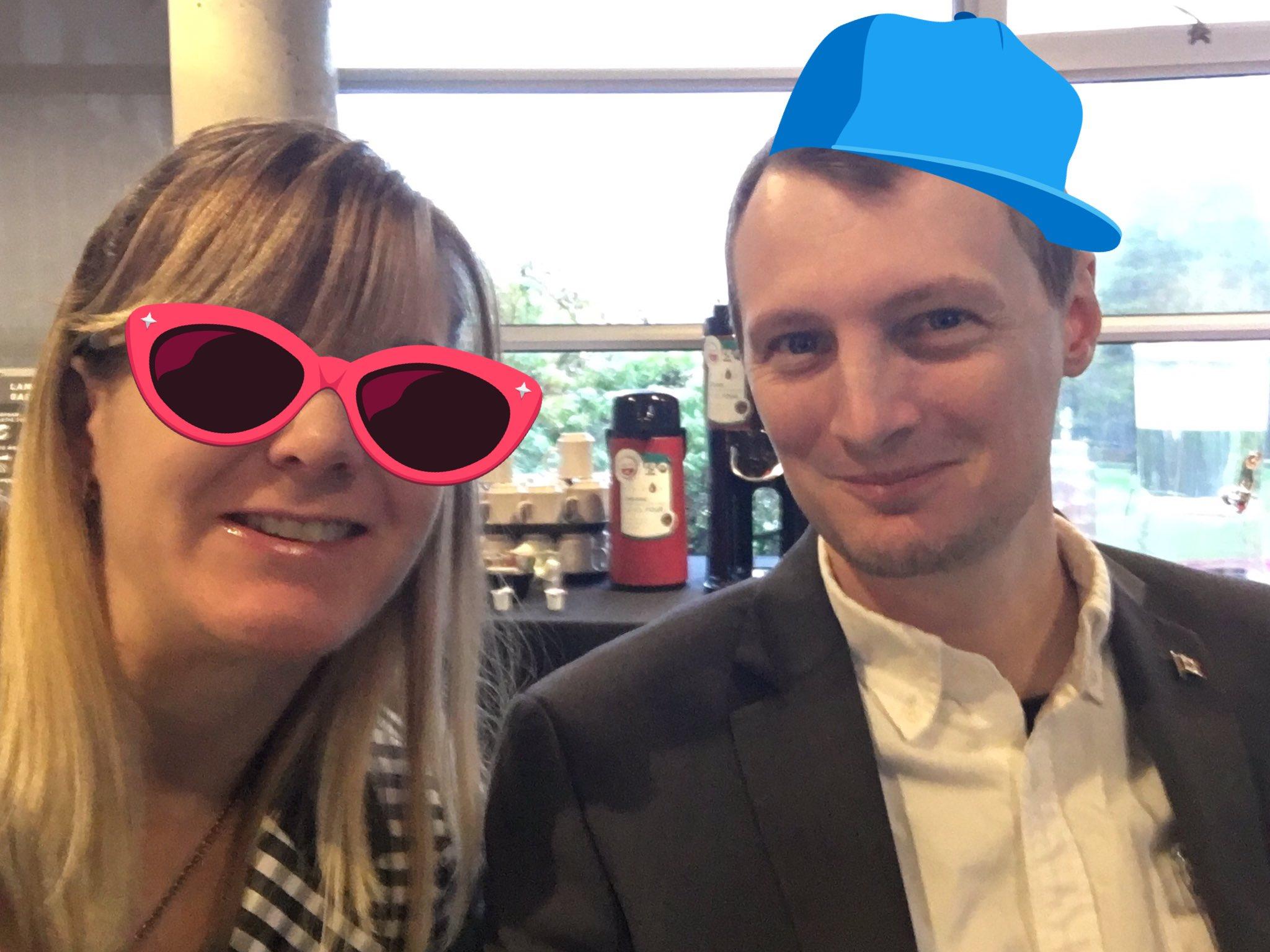 Selfie time!! #HESM16 #socialmediamarketing #SFU @higheredexperts https://t.co/6n2uGMbcRb