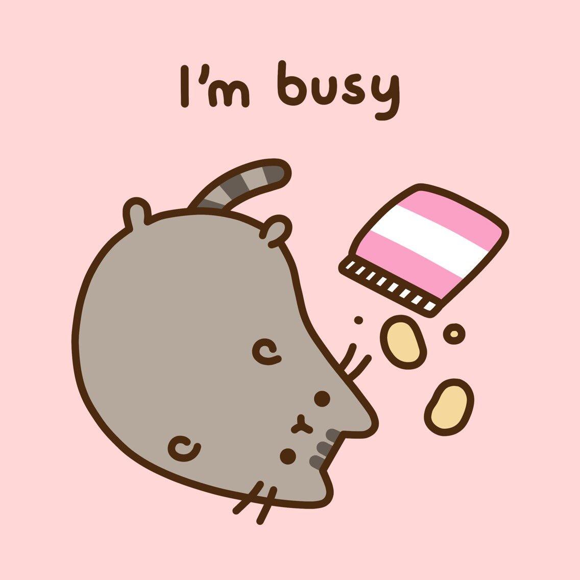 Pusheen the cat on Twitter quot Potato