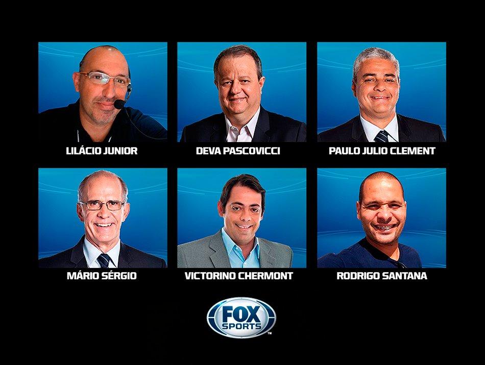 Hoje, a música do FOX Sports não vai tocar.  Nossa homenagem às vítimas do acidente. Nos solidarizamos com as famílias dos profissionais.