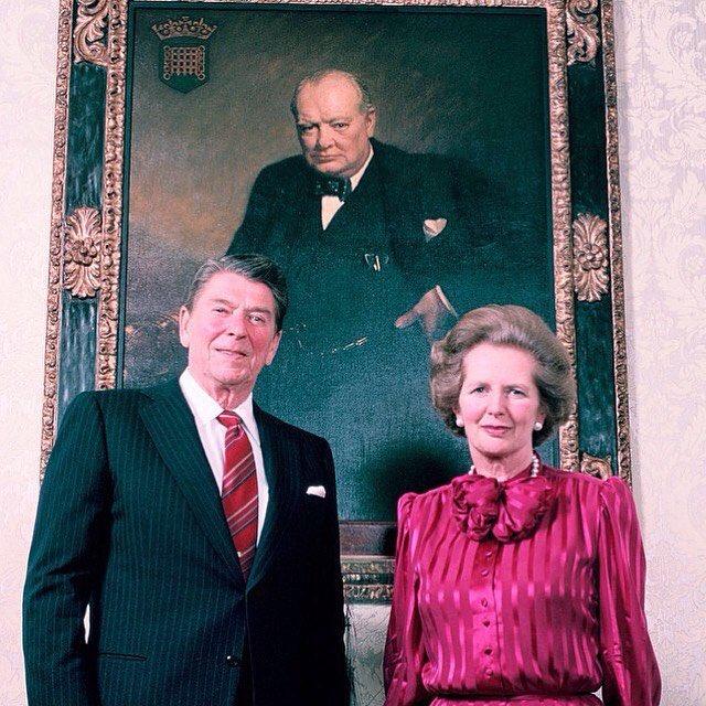 """Matt Frakes on Twitter: """"(7) Churchill oversees meeting btw Ronald ..."""