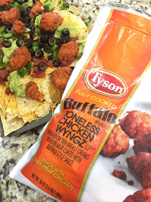 Two Great Recipes for your Homegating plans with Tyson Foods and Sam's Club #clubtysonFFL – Guy and the Blog