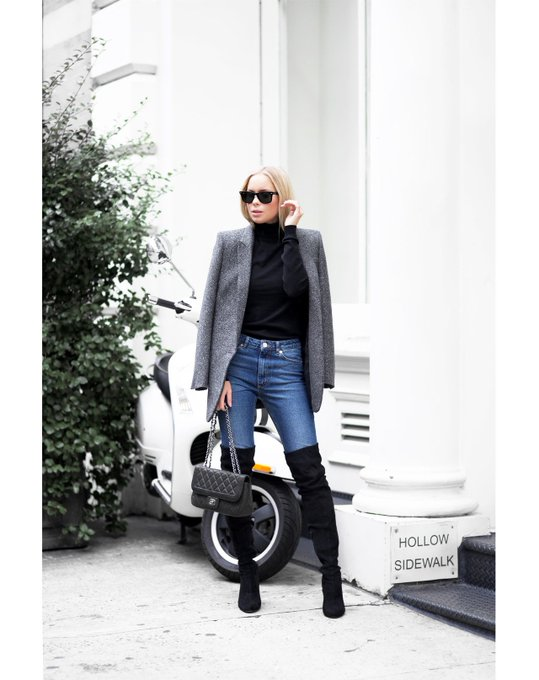 9 Ways To Make A Turtleneck Look Chic