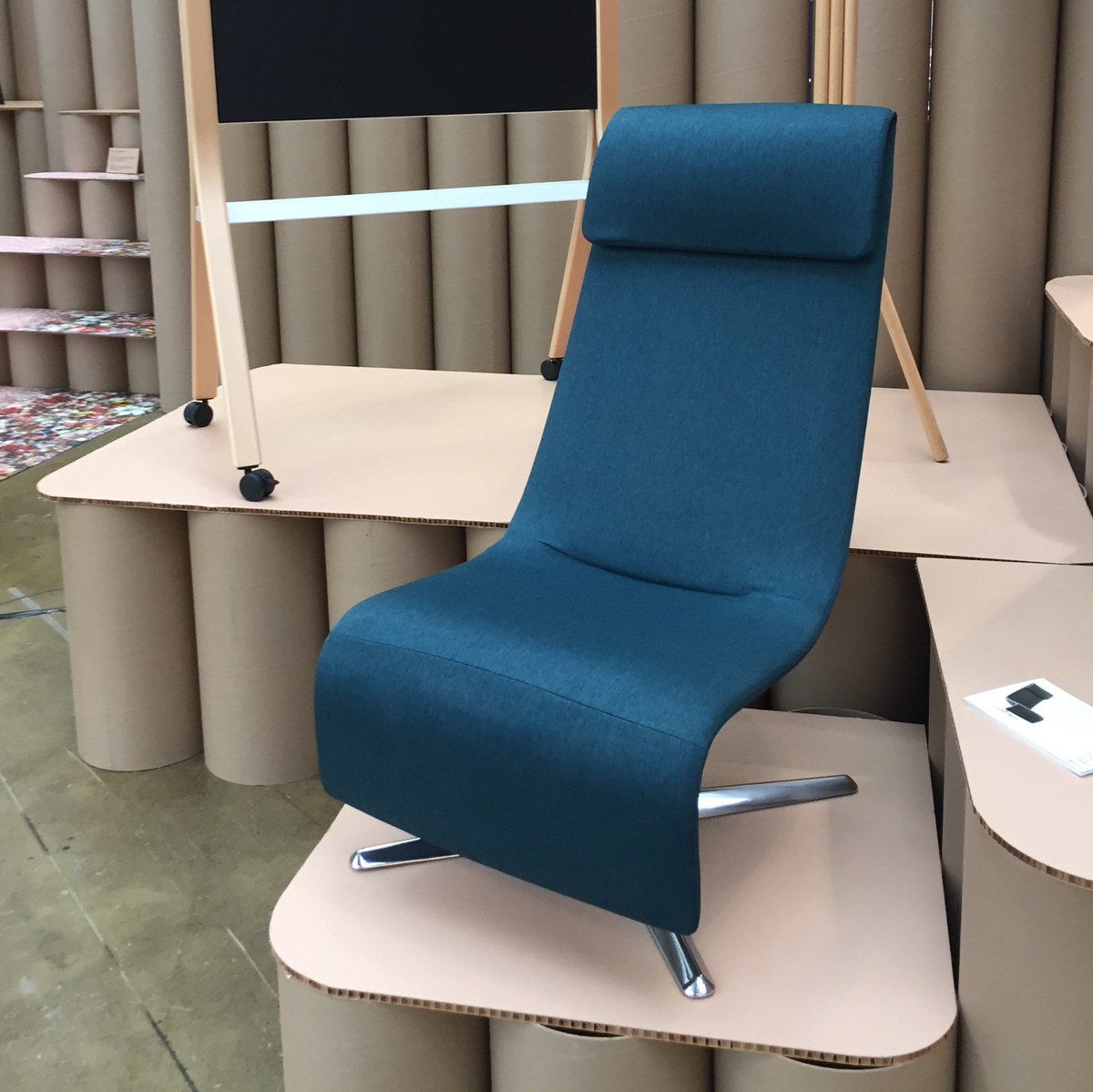 Marvelous Teknion On Twitter Visit Teknions Nearby Caraccident5 Cool Chair Designs And Ideas Caraccident5Info
