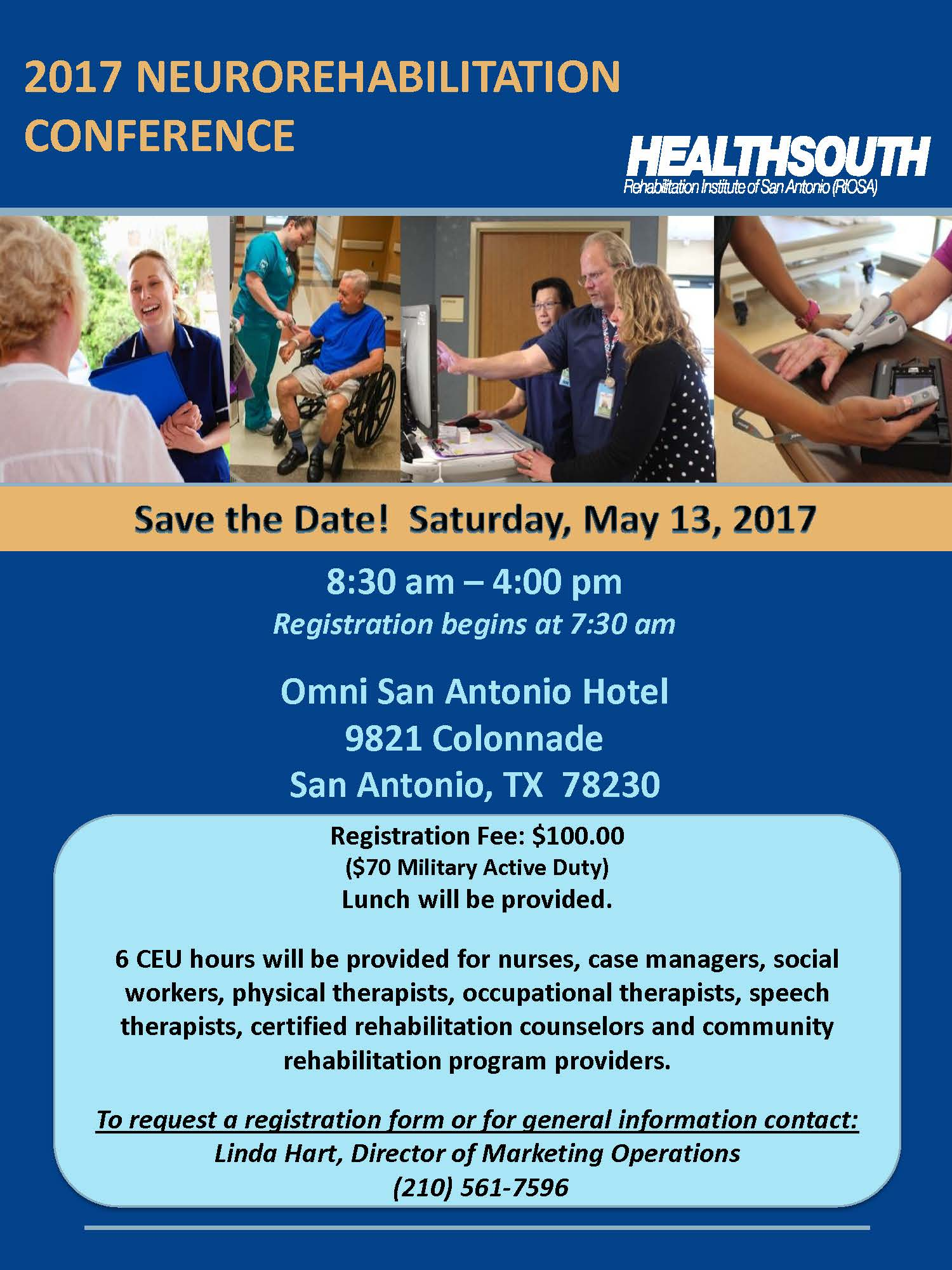 Healthsouth physical therapy - Healthsouth Riosa S 2017