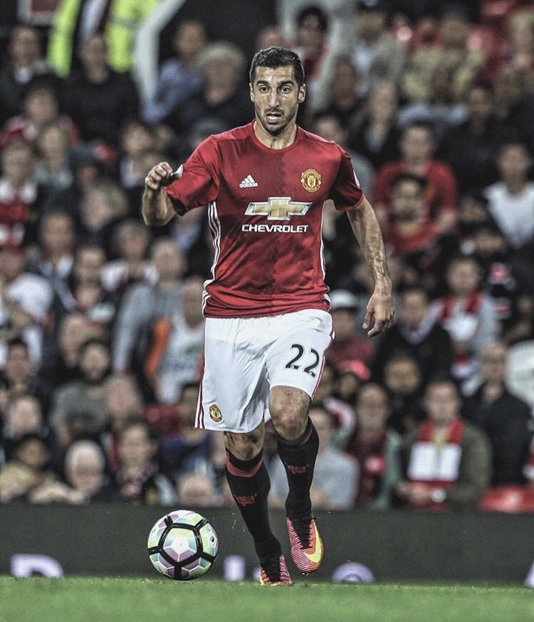 Henrikh Mkhitaryan since getting back into the Manchester United team:  Games: 2 Assists: 2 Man of the Match: 2
