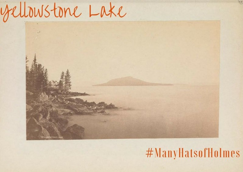 Did you #FindYourPark yet? Might we suggest @YellowstoneNPS , based on this dreamy #ManyHatsofHolmes photo: https://t.co/idE0kqhBeS https://t.co/sRRUnw2Mf2