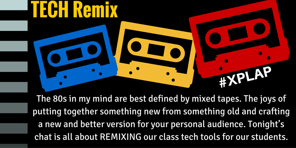 Welcome to #XPLAP chat! So excited to remix webtools with you all tonight!  Please introduce yourself and share your fav webtool! https://t.co/8FfOkRJNQz