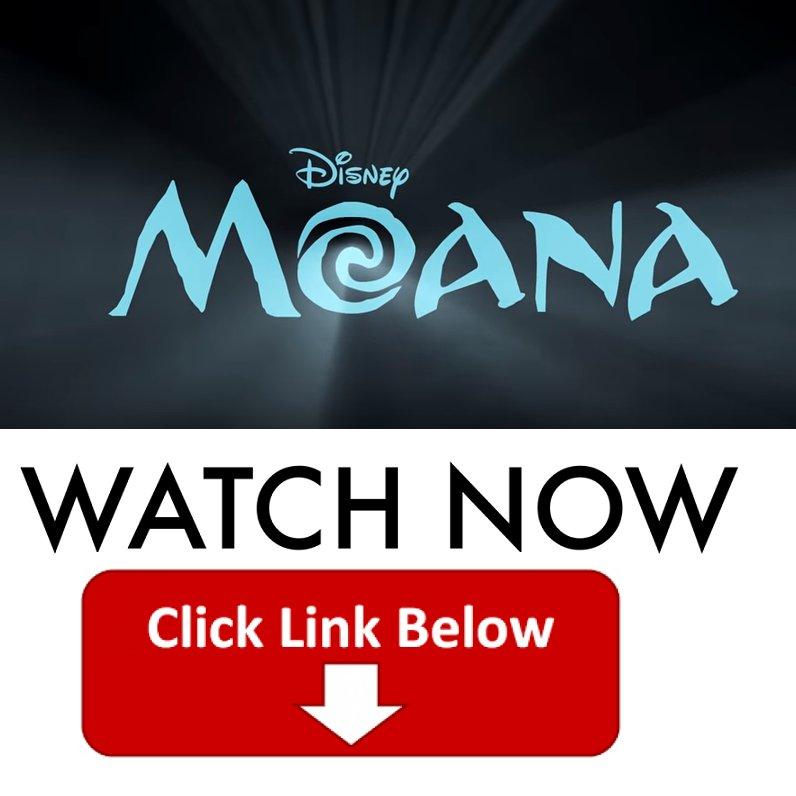 moana 2016 streaming