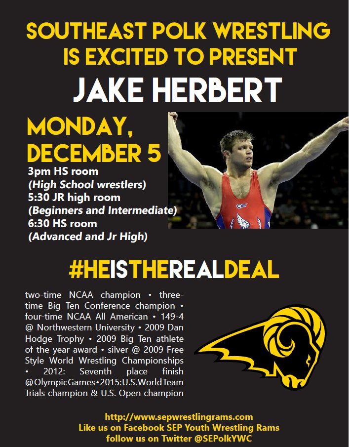 We are excited to announce that @Jakeherbert84 will be running the show on Monday! https://t.co/SGn8aF4gQ7
