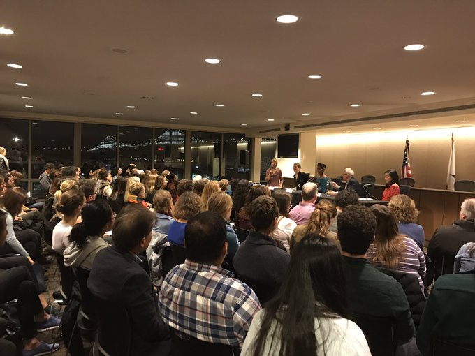 Panelists discuss next steps for sustainable food advocates
