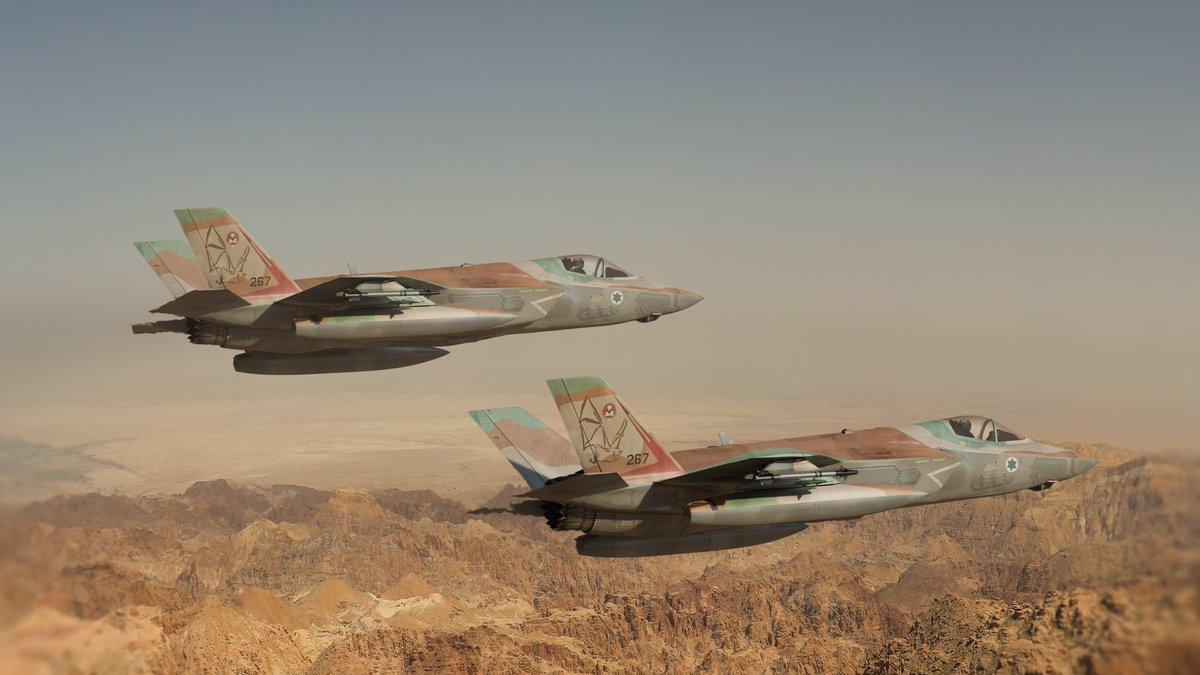 إسرائيل تتسلم أولى مقاتلات «إف 35» الأميركية في ديسمبر Cyjpw9sXgAAFvmZ