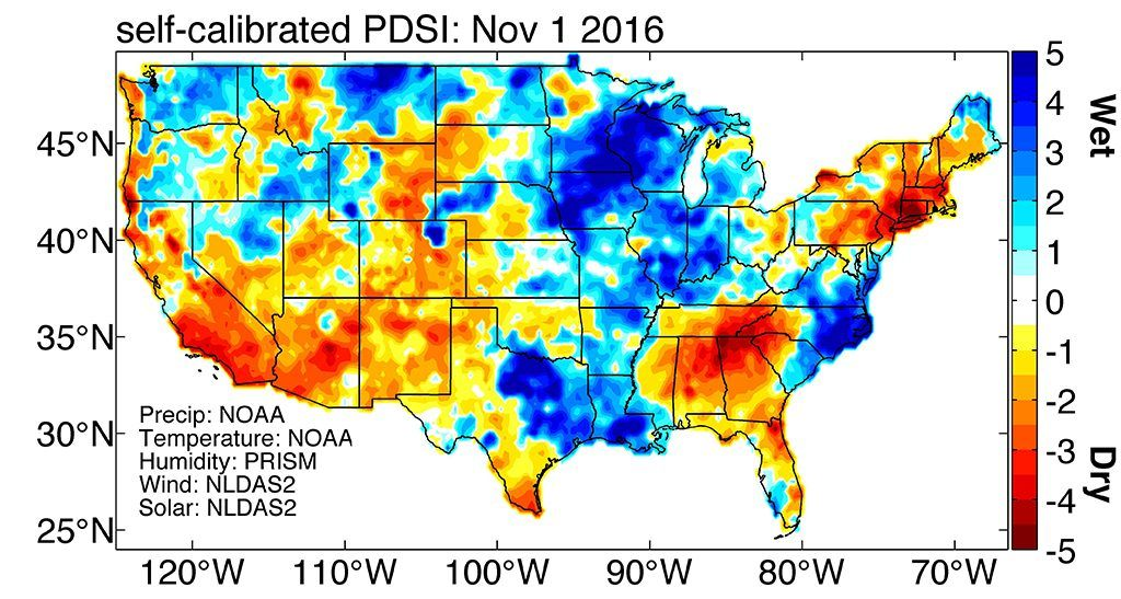 #Drought #wildfire #climatechange, oh my! Is this the #newnormal in Appalachia? More #maps! https://t.co/9P738fBdjK https://t.co/84ECEXQYpP