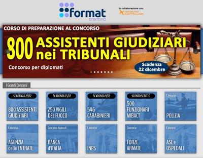 http://concorsi.formatsas.com