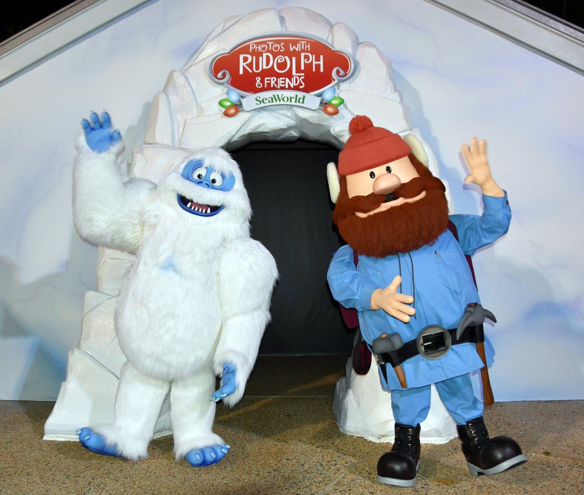 Jeff Lange On Twitter Video Rudolph Clarice Bumble Yukon Cornelius Meet Us At Rudolph S Christmastown Seaworld Orlando Https T Co Vfqhzoqwfw Seaworld Https T Co Zudc0nam5l