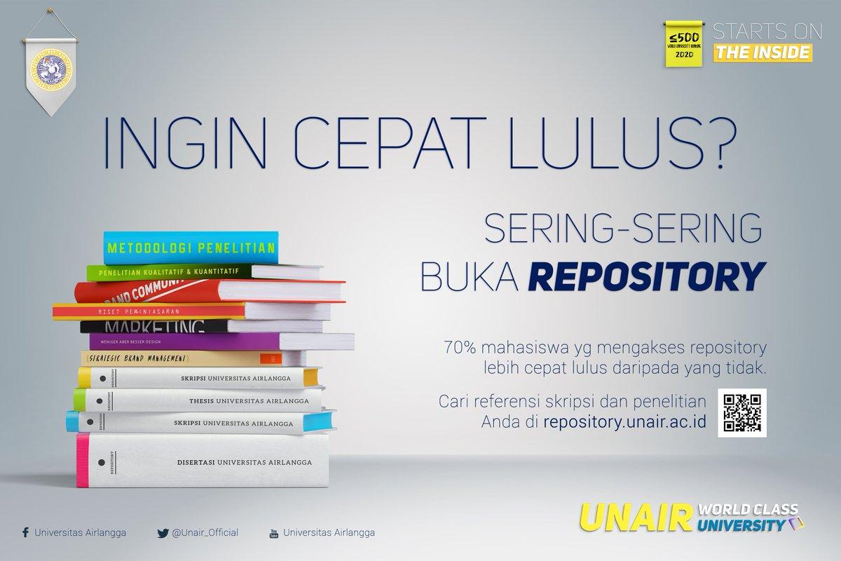 Universitas Airlangga On Twitter Untuk Akses Full Textnya Tidak Bisa Secara Online Sehingga Harus Datang Ke Perpustakaan