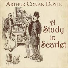 #OnThisDay 1st December 1887, Conan Doyle's first Sherlock Holmes story 'A Study in Scarlet' was published.
