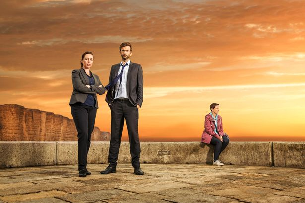 First promo photo for Broachurch Series Three