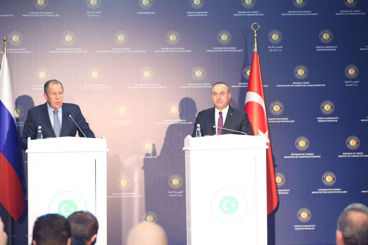 Thumbnail for Sergey Lavrov visit to Turkey | Визит С.Лаврова в Турцию