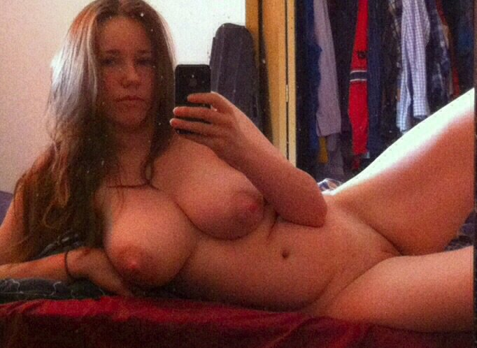 Nude Selfie 9586
