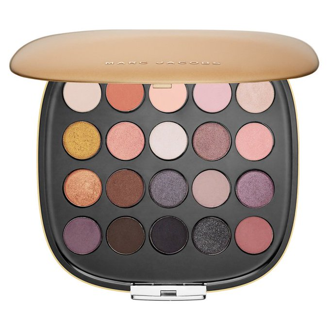 Marc Jacobs Beauty Style Eye Con No 20 Eyeshadow Palette for Holiday 2016 Available Now! – Musings of a Muse
