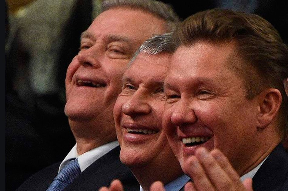 "Капитализация ""Роснефти"" из-за санкций снизилась с $93 млрд до $62 млрд, - глава компании Сечин - Цензор.НЕТ 7854"