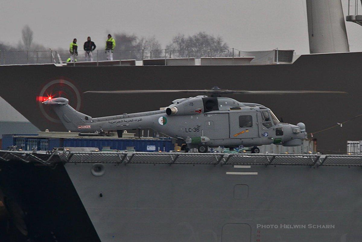 تفاصيل تسليح الفرقاطات التي تعاقدت عليها الجزائر من المانيا عام 2012  Cylk8T_XEAAcBTT