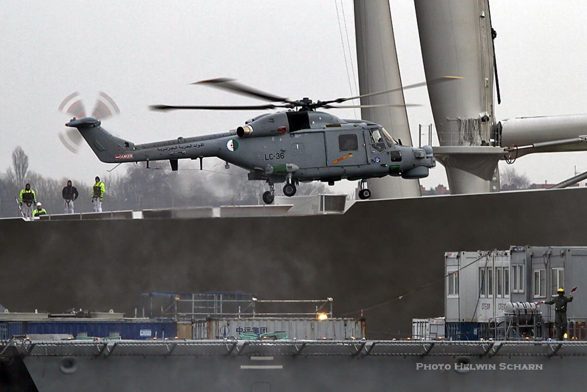 تفاصيل تسليح الفرقاطات التي تعاقدت عليها الجزائر من المانيا عام 2012  Cylk8UXXgAElCsQ