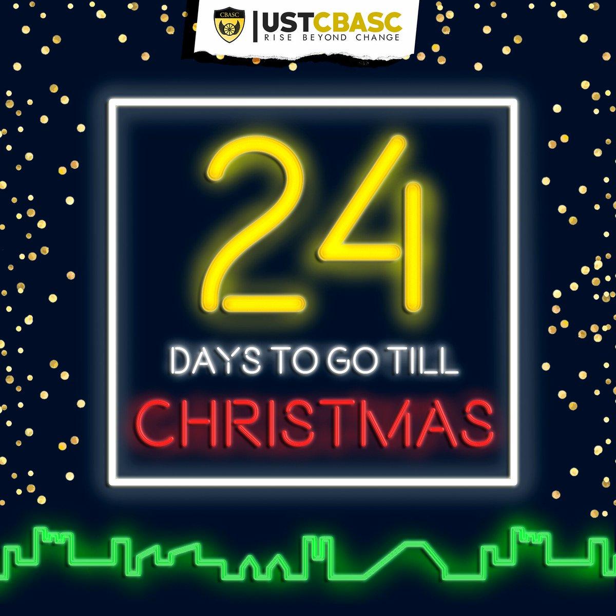 "UST CBASC on Twitter: ""#CBASCFeature: Jesus -- the real reason of Christmas 24 Days to Go before Christmas! 🎄 #PaskongKomersiyo… """