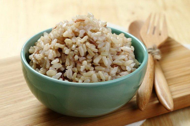 Отварной Рис Для Похудения Рецепт. Диета на рисе: для похудения и детокса