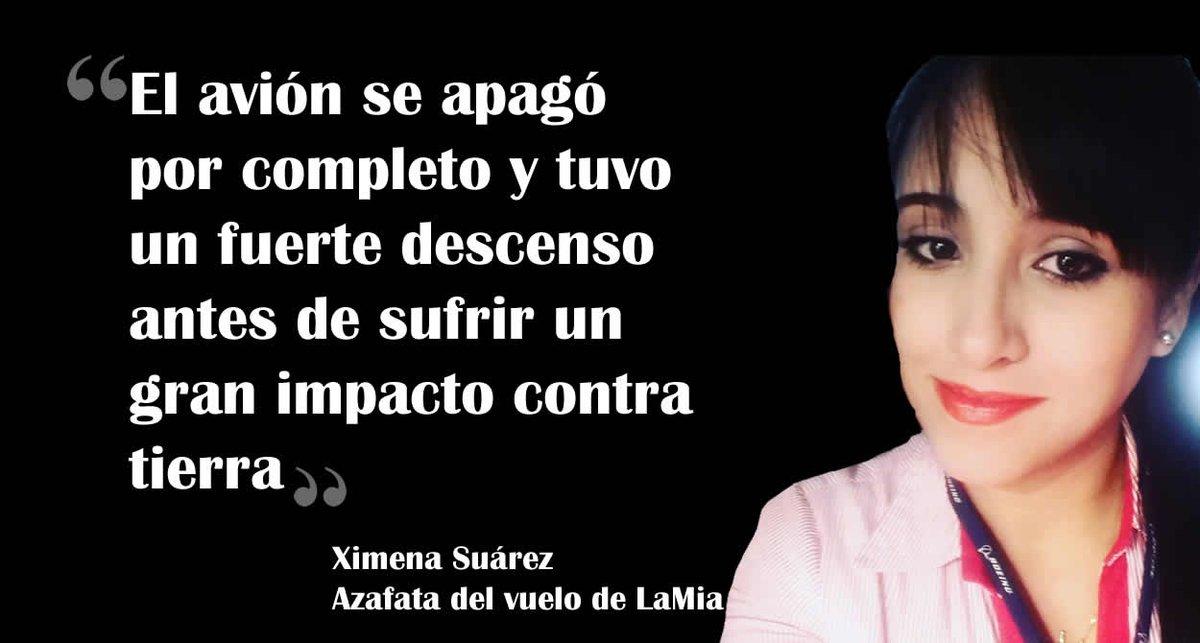 El Deber On Twitter Estasconectado Ximena Suárez Azafata