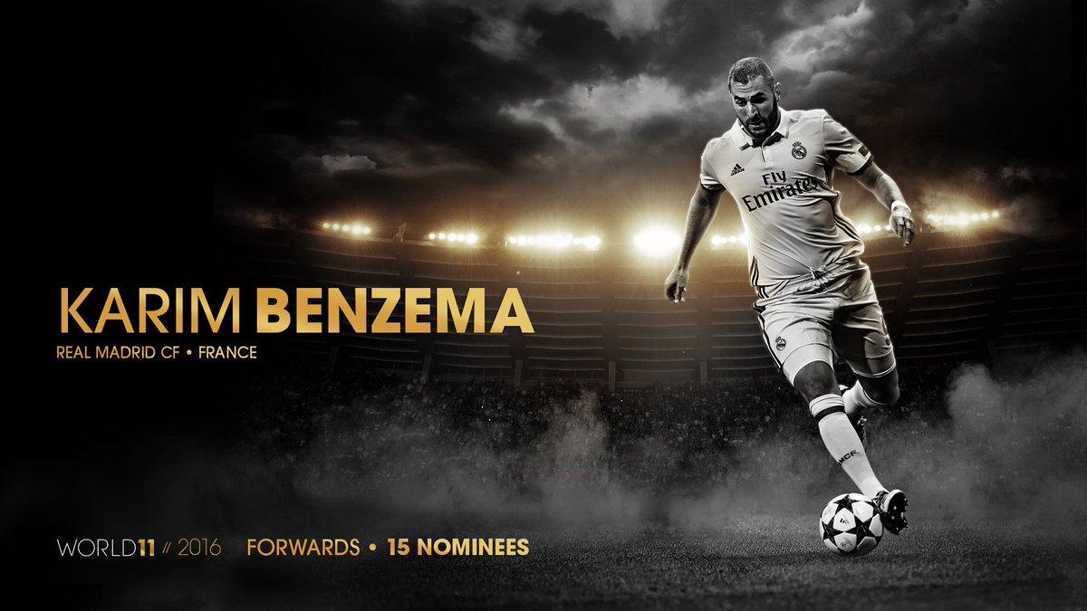 Lista de Jogadores Nomeados à Equipa do Ano de FIFA 17