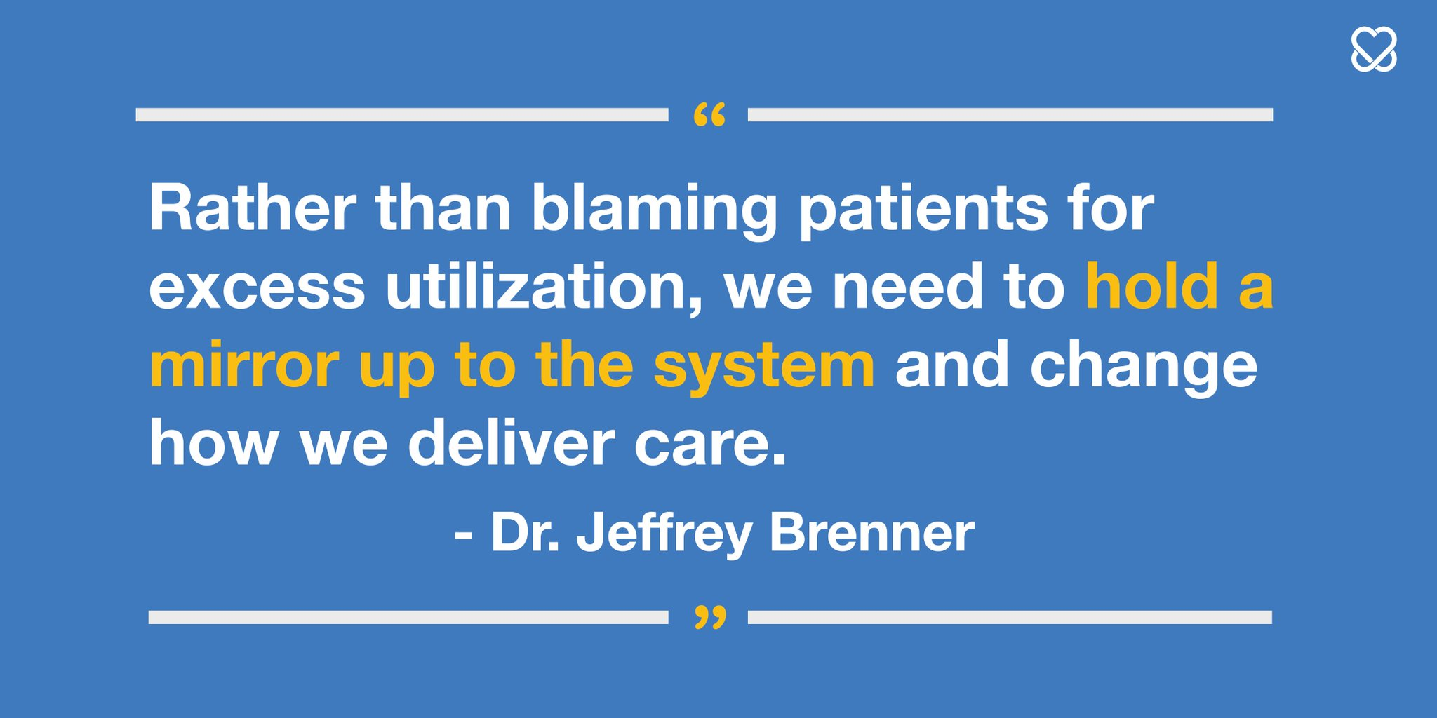 Dr. Jeff Brenner on #CenteringCare for patients with complex health & social needs, via @AJMC_Journal https://t.co/zbaGiMWvV8 https://t.co/kj3n0DiWpG